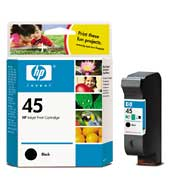 HP 45 42 ml Inkjet Print Cartridge - Black