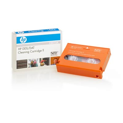 HP DDS/DAT Cleaning Cartridge II