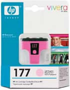 HP 177 Light Magenta Ink Cartridge