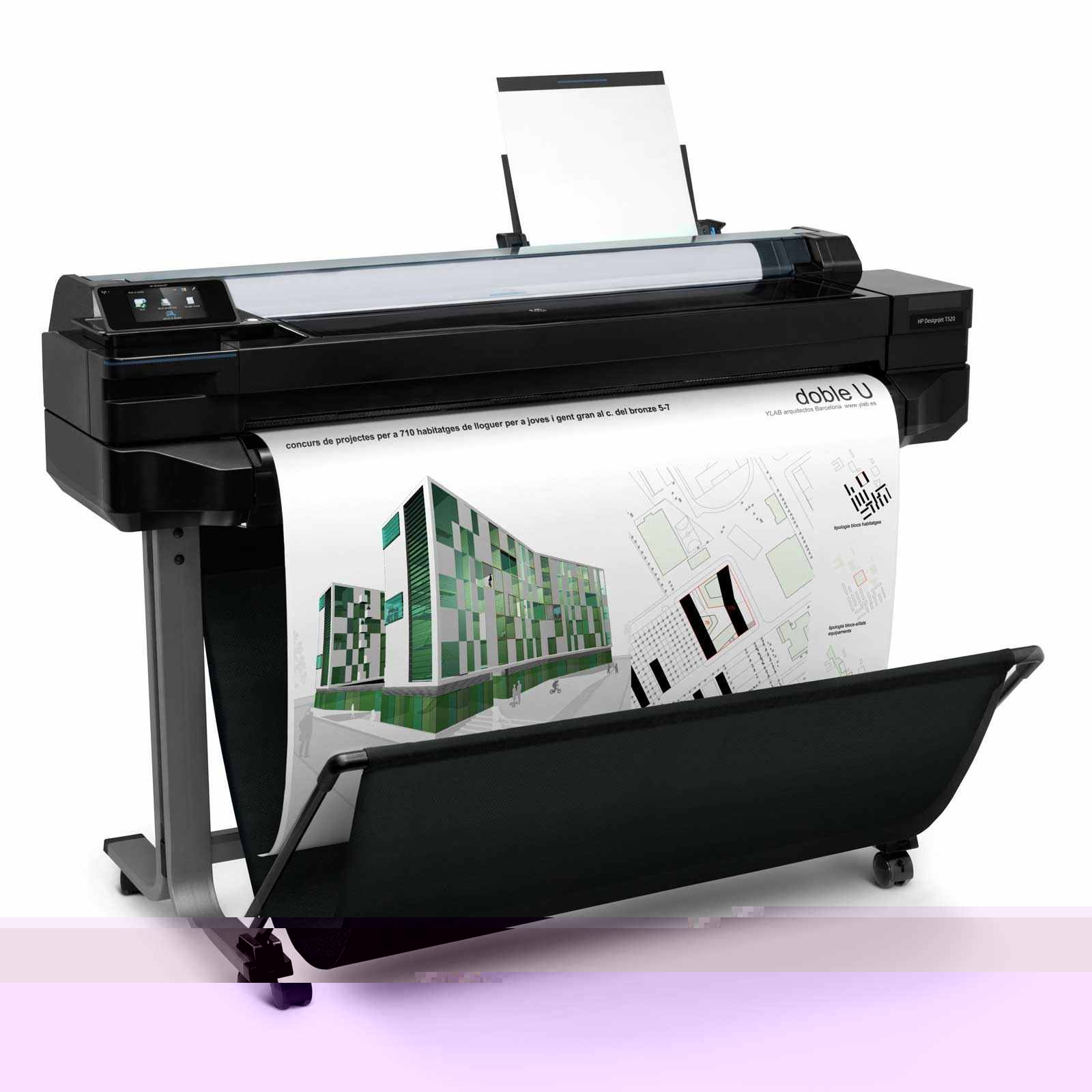 HP Designjet T520 A0/914mm ePrinter
