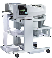 MICROPLEX SOLID F64A Continuous Form Laser Printer