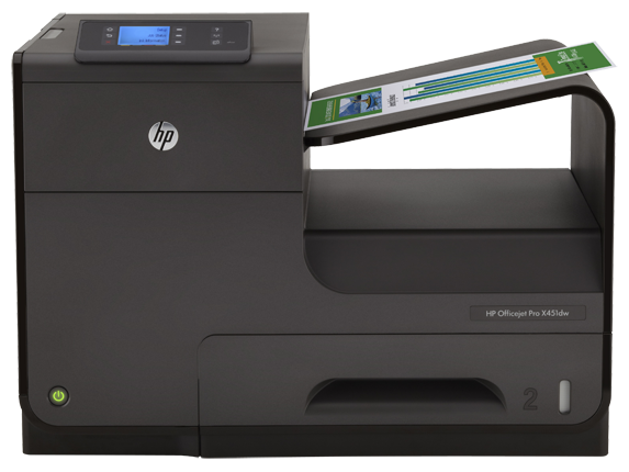 HP Officejet Pro X451dw Page Wide Array Printer