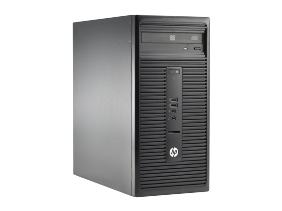 HP 280 G1 Microtower PC Bundle