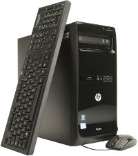 HP Pro 3500 MicroTower PC