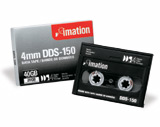 Imation 4mm DDS-2 Data Cartridge