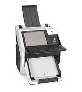HP Scanjet Enterprise 7000nx Document Capture Workstation