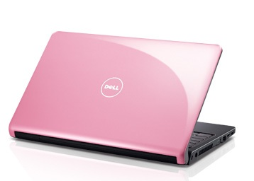 Dell Inspiron 1564 Notebook (Pink)