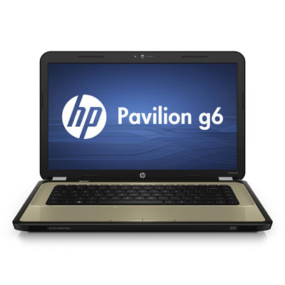 HP Pavilion g6-1031ee Notebook PC