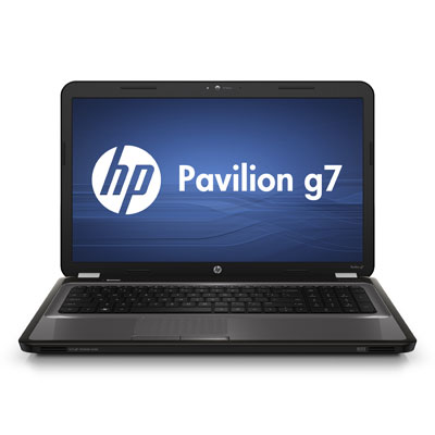 HP Pavilion g7-1107ee Notebook PC