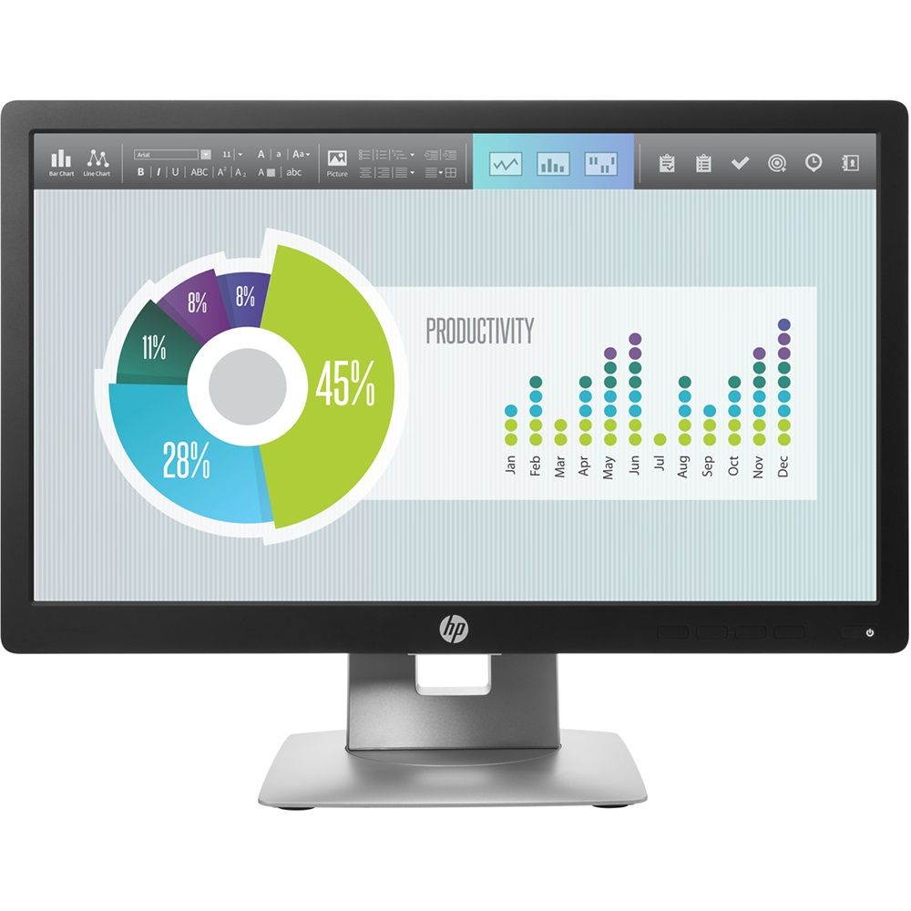HP EliteDisplay E202 50,8 cm (20
