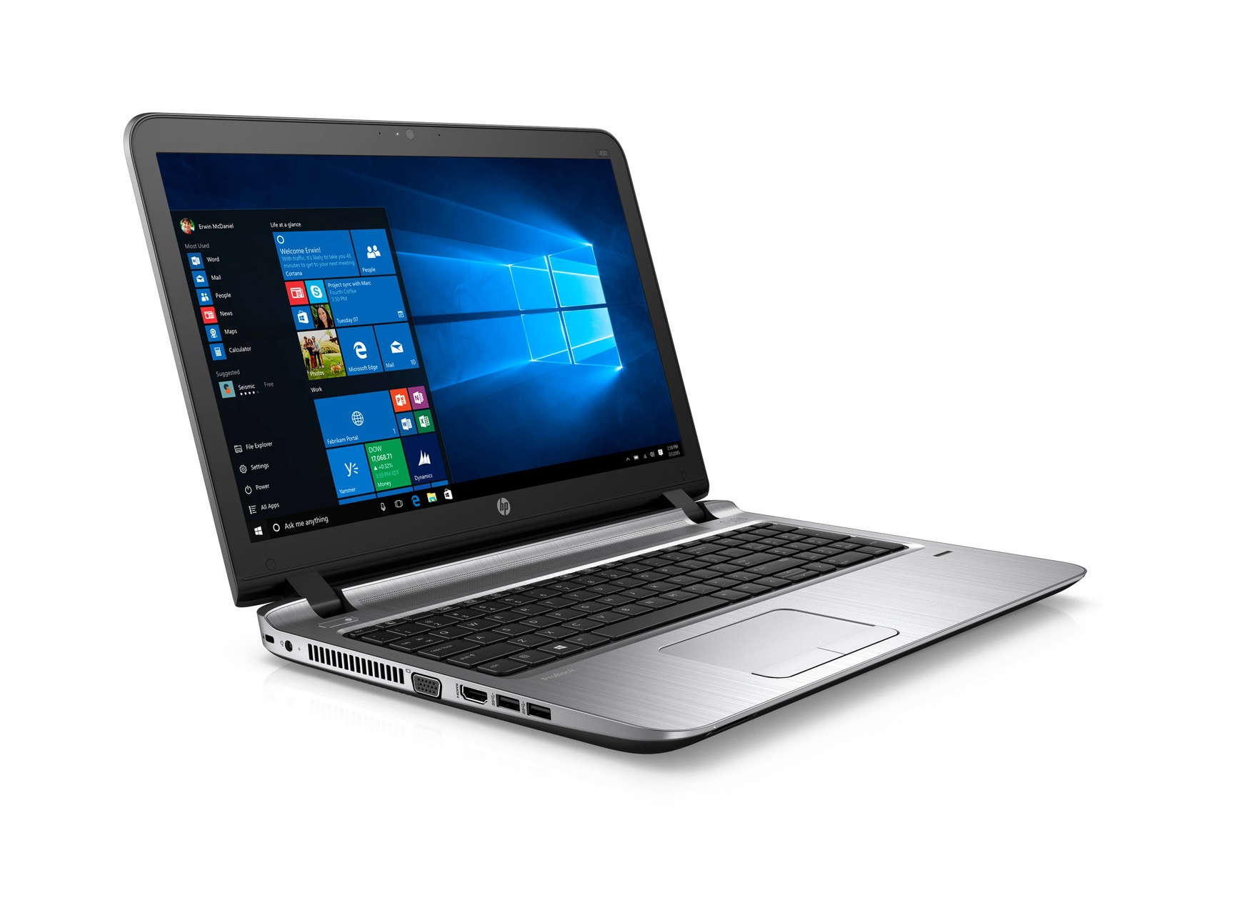 HP ProBook 450 G3 Notebook PC Intel