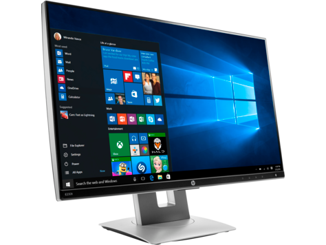 HP EliteDisplay E230t 58.42 cm (23-inch) Touch Monitor