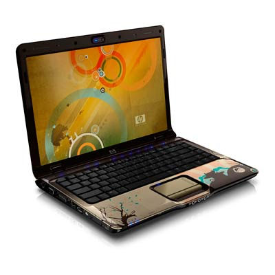 HP Pavilion dv2899ee Artist Edition Entertainment Notebook