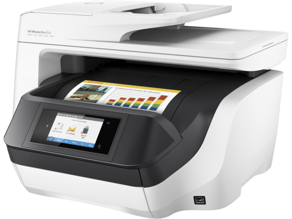 HP OfficeJet Pro 8725 All-in-One Printer