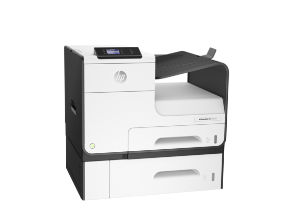 HP PageWide Pro 452dwt Printer and Tray
